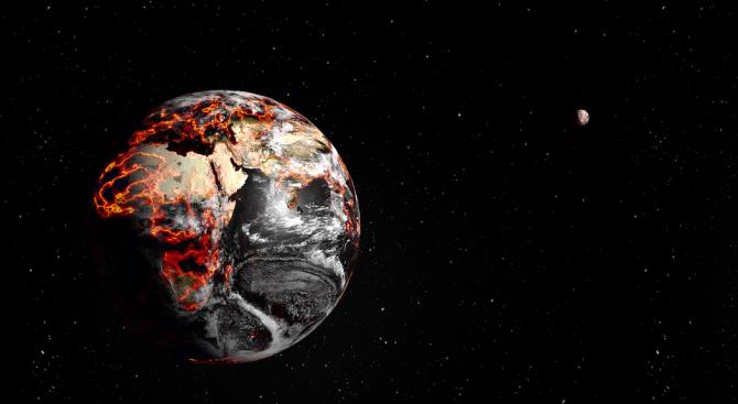 Учени откриха следи от глобална катастрофа преди 12 800 години