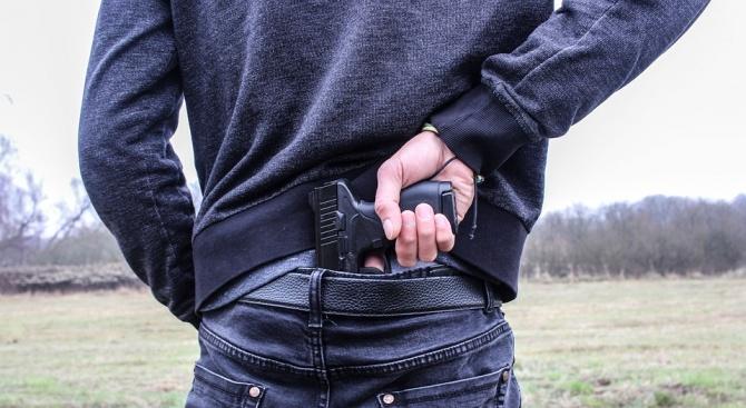 Молдовец простреля руснак в Бургас