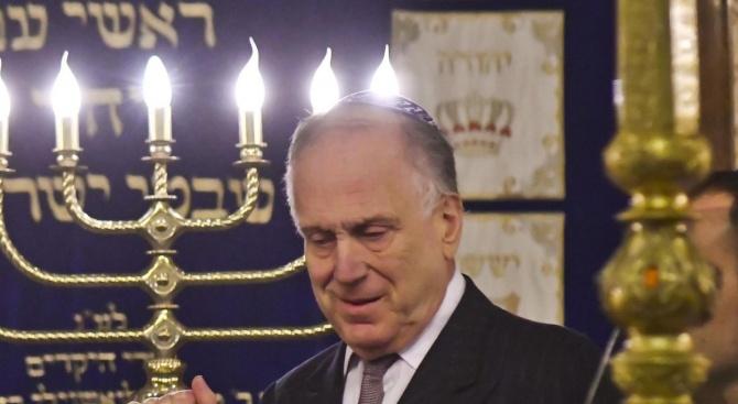 Световният еврейски конгрес заклейми атентата срещу джамиите в Нова Зеландия