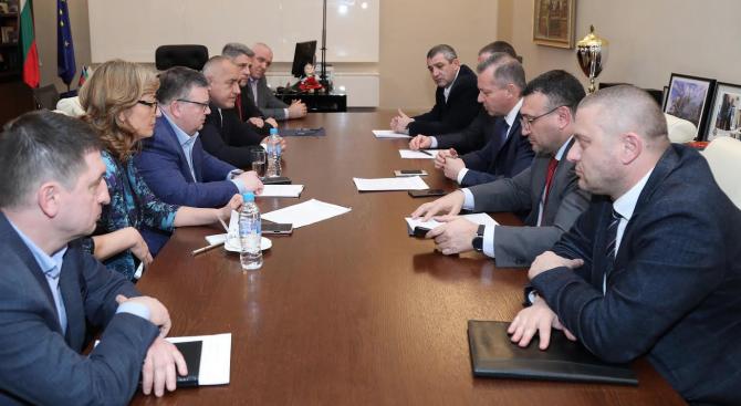 Борисов привика шефовете на службите заради атентата в Нова Зеландия