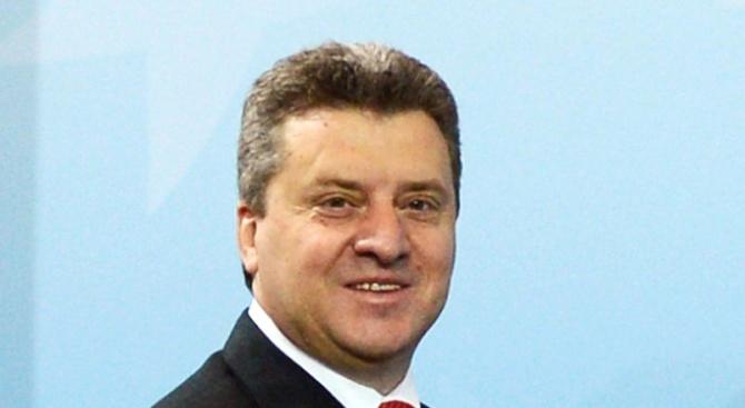 Проверяват имотното състояние на македонския президент Георге Иванов