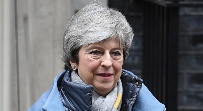 Британският премиер Тереза Мей предупреди днес, че ако Брекзит бъде
