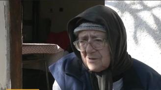 Възрастна жена остана на улицата без къща и спестявания