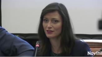 Мария Габриел: Трябва да има общоевропейски подход към киберсигурността