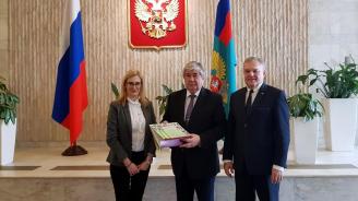 От АБВ се срещнаха с посланика на Русия