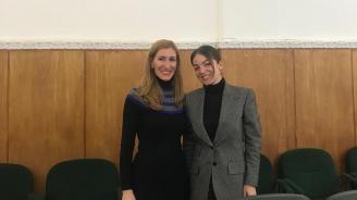 Ангелкова проведе работна среща с ръководителя на Федералната агенция по туризъм