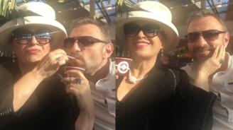 Миглена Ангелова се обясни в любов на новия си мъж