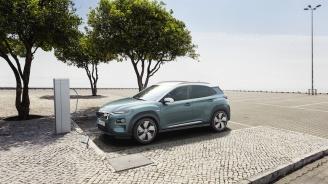 Hyundai KONA става част от автопарка на услугата SPARK