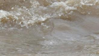 Военен спаси дете, паднало в придошла река край Карлово