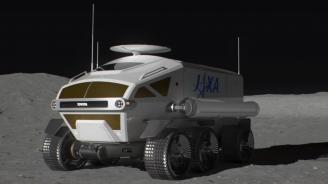 Япония представи своя пилотиран луноход