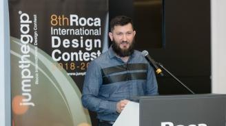 Международният конкурс за дизайн jumpthegap®  - повод за среща на дизайнери и интересна дискусия в Експо Баня София