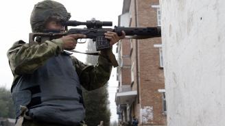 Терорист спретна екшън в Русия и загина