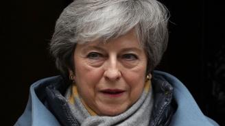 """Тереза Мей: Ще гласувам против варианта """"Брекзитбез сделка"""""""