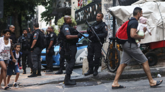 Двама тийнейджъри откриха стрелба в училище в Сао Пауло, най-малко 8 души са загинали