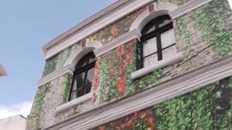 Облепиха с тапети паметник на културата в Пловдив