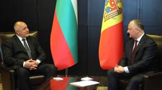 Бойко Борисов проведе среща с президента на Молдова Игор Додон  в Азербайджан