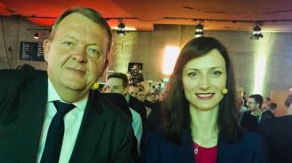 Мария Габриел: За да бъде Европа лидер в изкуствения интелект са необходими инвестиции, цифрови умения и ясни етични принципи