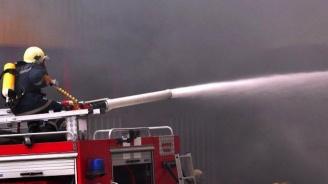 62-годишен мъж почина при пожар в дома си