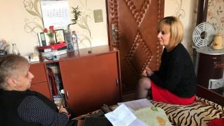 Мая Манолова посети Плевен