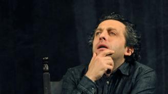 """Мариус Куркински е отличен за ярко постижение в театралното изкуство в Театър """"Азарян"""