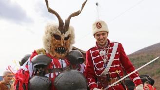 """Фестивалът """"Сурва"""" се проведе в Земен"""