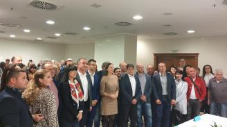 Ева Майдел: На негативизма и фалшивите новини ще се противопоставяме с българските победи в Европа