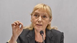 Елена Йончева бе избрана за водач на листата на БСП на евроизборите