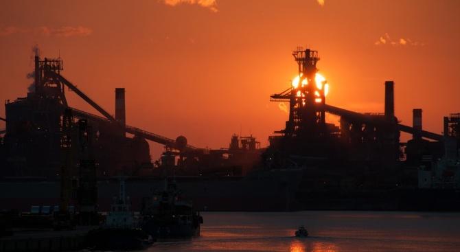 Японският износ се е понижил с 1,2 процента на годишна