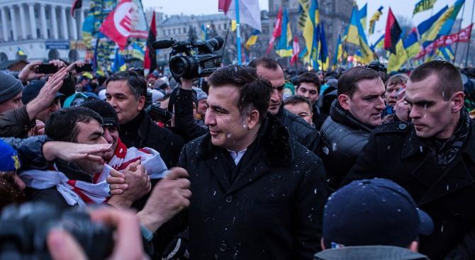 Бивш грузински президент: Русия се прицели в Швеция и Финландия