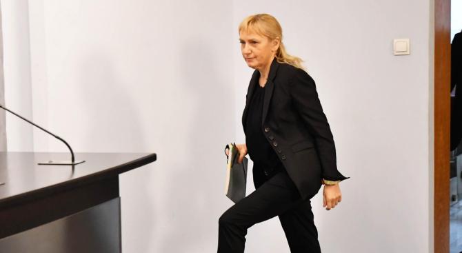 ,Изборът на Елена Йончева за водач на листата на БСП