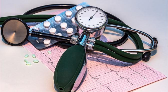 Лекарствени препарати за понижаване на кръвното налягане и срещу стенокардия