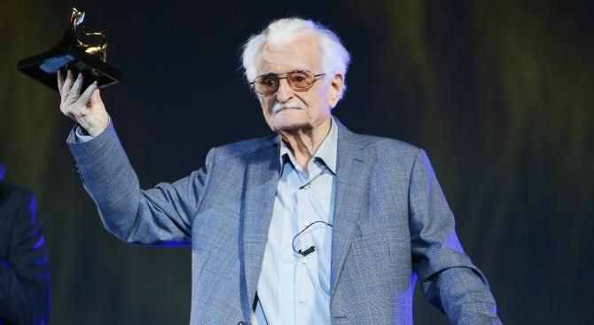 На 93-годишна възраст почина руският кинорежисьор и актьор Марлен Хуциев,