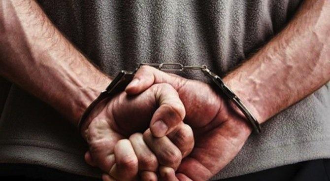Задържаха мъж за отправена закана с убийство в условията на домашно насилие