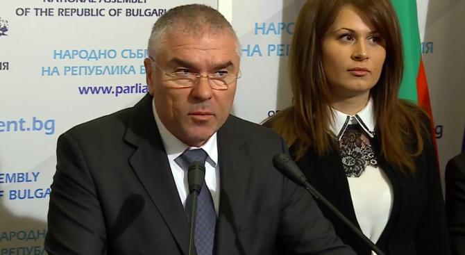 Веселин Марешки с нова атака по ВМРО заради пенсиите