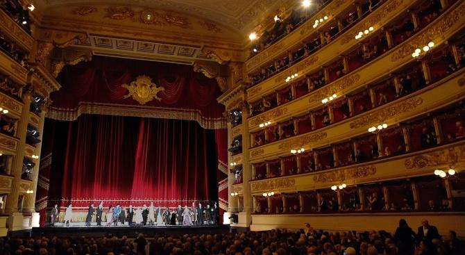 """Сумата от 3 млн. евро ще върне миланската опера """"Ла"""