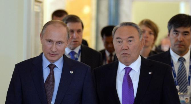 Нашият президент Владимир Путин проведе телефонен разговор с оттеглилия се