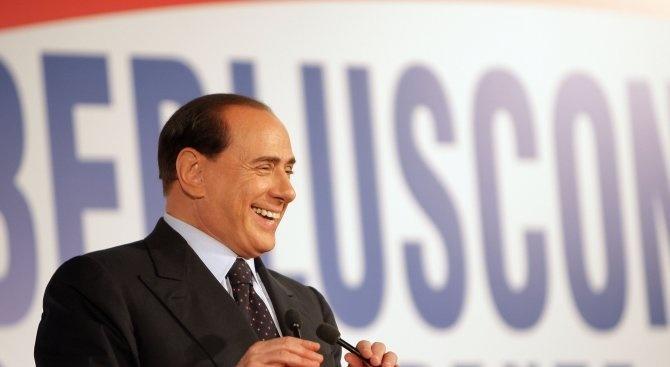 Бившият италиански премиер Силвио Берлускони е претърпял операция от ингвинална