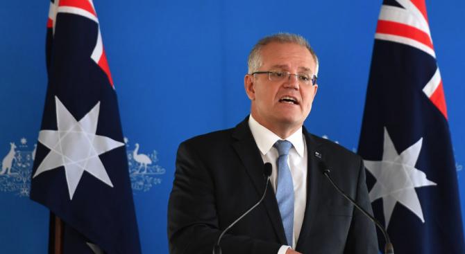Австралийският премиер Скот Морисън отказа да приеме извиненията на Турция