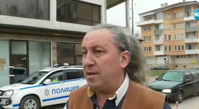 Веселин Костов е станал неволен свидетел на убийството в Ботевград