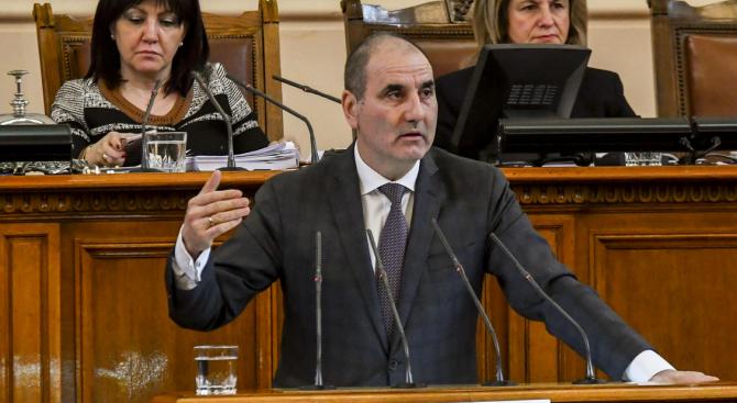 От ГЕРБ ще подкрепим предложението на БСП за заместник-председател на
