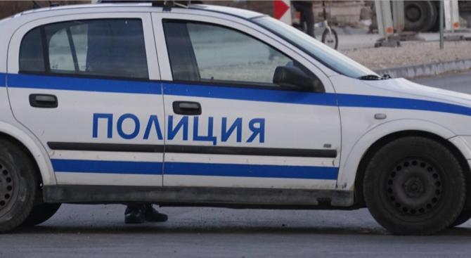 37-годишен мъж е задържан за отправяне на заплахи към 50-годишна