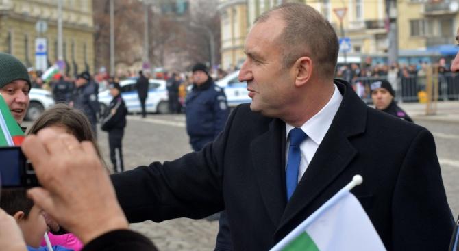 Президентът Румен Радев ще посети Кюстендил утре, съобщиха от прессекретариата
