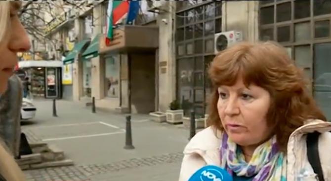 Не сме удовлетворени от казаното от министър Ананиев вчера. Беше