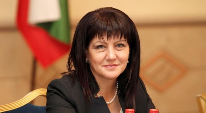 Председателят на Народното събрание Цвета Караянчева ще присъства на официалното