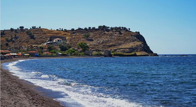 Гърция строи луксозен къмпинг на о-в Лесбос