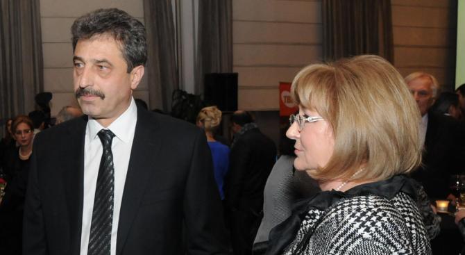 Снимка: Съпругата и дъщерята на Цветан Василев вече не се издирват от Интерпол