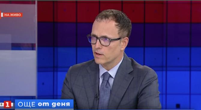 Стоян Мавродиев: Българската банка за развитие е с двойно по-голяма печалбата