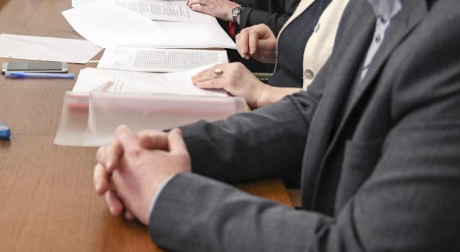 Новият състав на ЦИК проведе първото организационно заседание