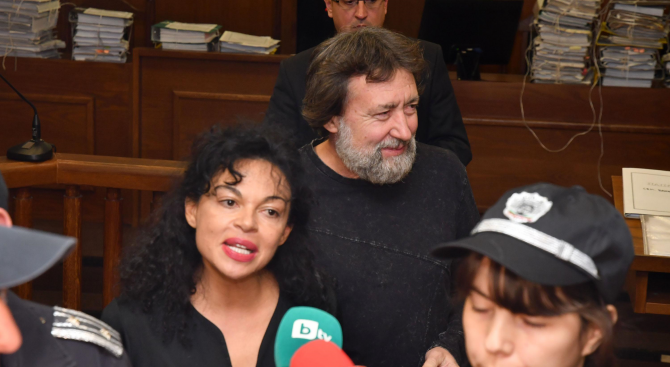 """От утре къщата на Николай и Евгения Баневи в """"Бояна"""""""