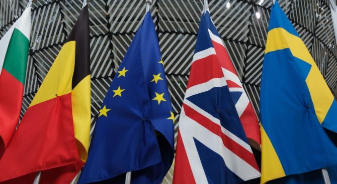 Всички 27 държавни и правителствени лидери на оставащите в Евросъюза